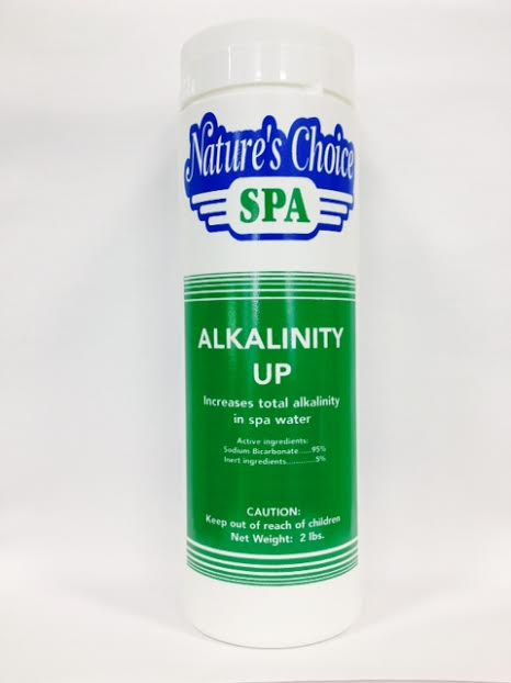 Spa Hot Tub Chemicals - Alkalinity Up