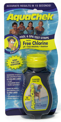 Hot Tub Spa Chemicals - Aqua Chek