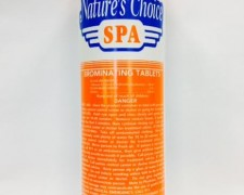 Spa Hot Tub Chemicals - Bromide Tablets 2 lbs