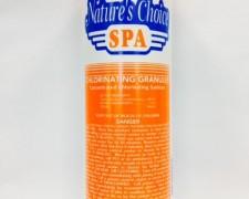 Spa Hot Tub Chemicals - Chlorine 2lbs