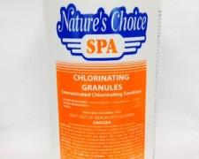 Spa Hot Tub Chemicals - Chlorine 5lbs