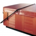 Hot Tub Spa Cover Lifts - Covermate Easy - Closed