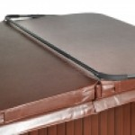 Hot Tub Spa Cover Lifts - Covermate I - Closed Position