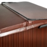 Hot Tub Spa Cover Lifts - Covermate III - Closed Position