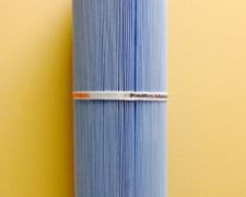 Spa Hot Tub Filters - Blue Outside Thread 50