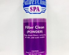 Spa Hot Tub Chemicals - Filter Clean