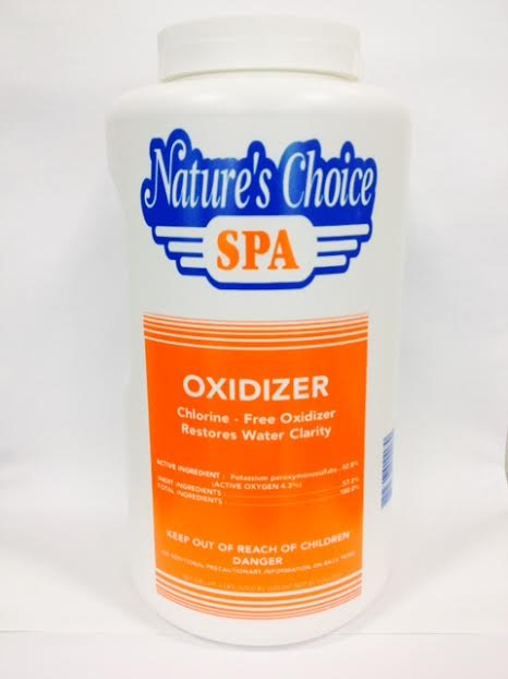 Spa Hot Tub Chemicals - Oxidizer 5lbs