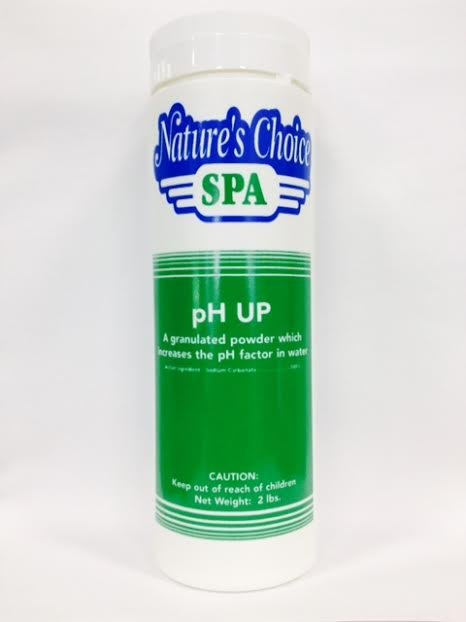 Spa Hot Tub Chemicals - pH Up
