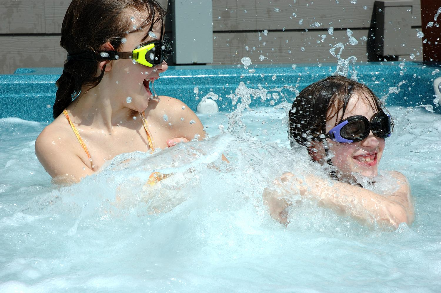 6 hot tub toys you need to try for family fun
