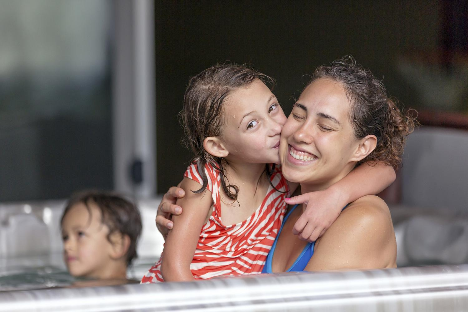 6 reasons to surprise mom with a hot tub this Mother's Day