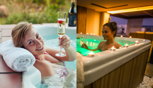 Outdoor and indoor hot tub pros and cons