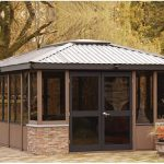 Cal Spas The Whistler gazebo