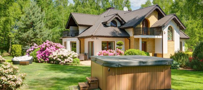 Does a hot tub add value to your home?
