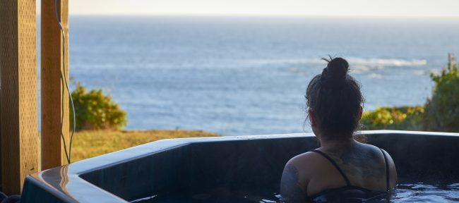 Considering a saltwater hot tub? These are the 4 things they won't tell you.