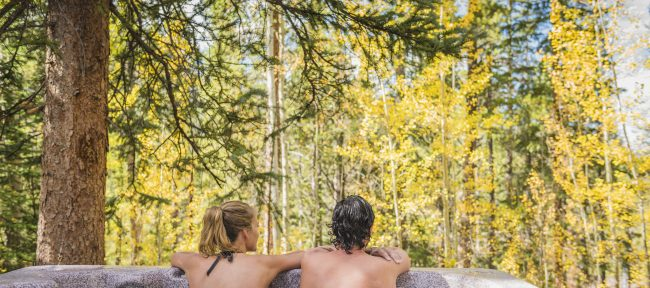 5 reasons to trade in your hot tub this fall