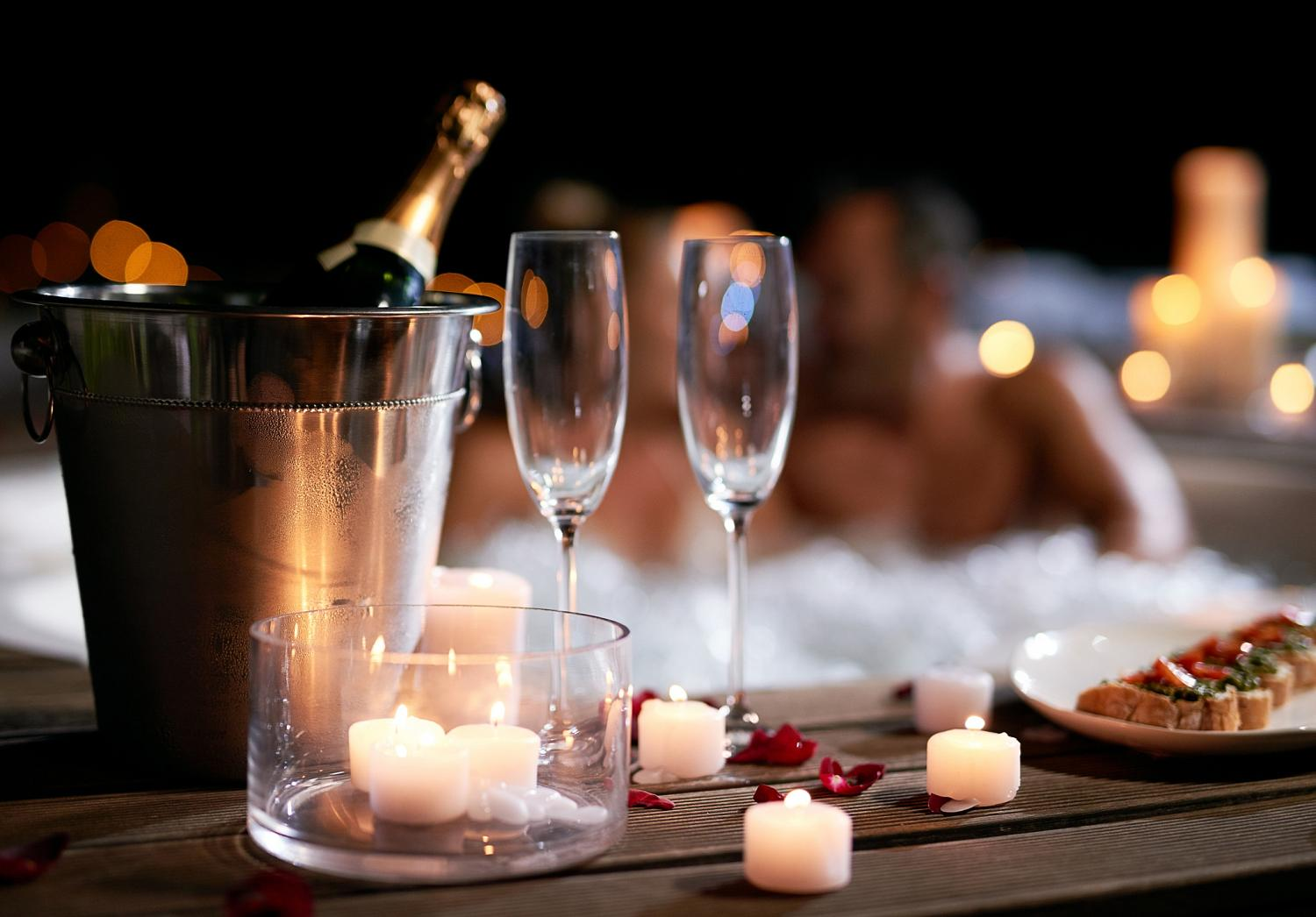Enjoy a Hot Tub Date This Valentine's Day—5 Sensual Ideas Your Significant Other is Sure to Love