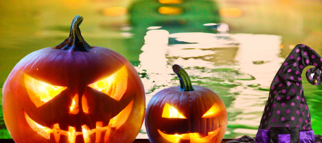 hot-tub-halloween-party